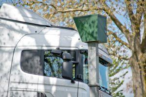 radar para camiones