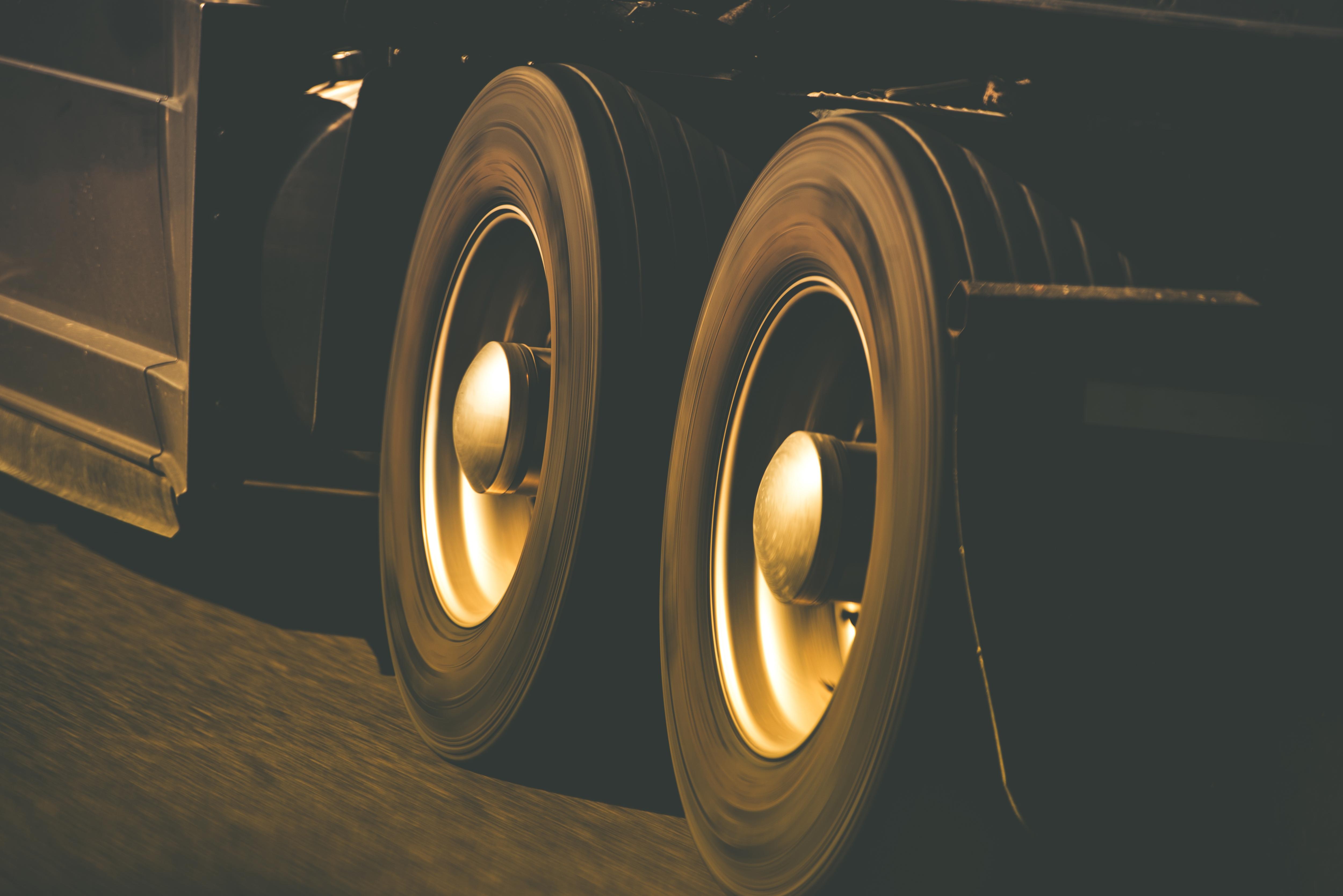 ruedas camion