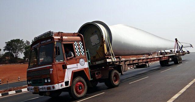 El seguro necesario para el transporte de mercancías