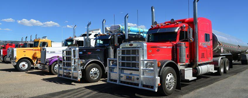 Seguros de flota para camiones