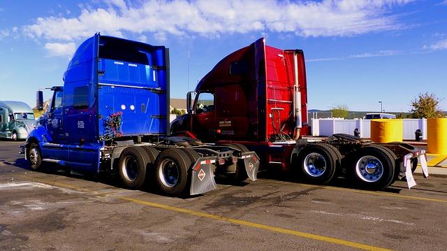 Parking camiones
