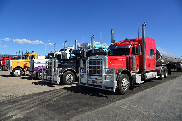 seguridad aparcamiento para camiones