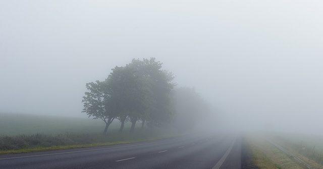 Conducir con niebla, el peligro para camiones