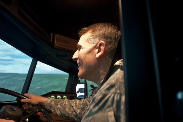 aprender a conducir camiones