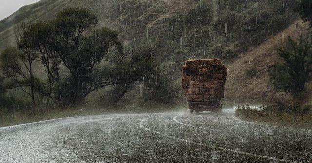Cómo conducir en invierno un camión