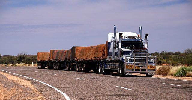 Los trenes de carretera más largos del mundo