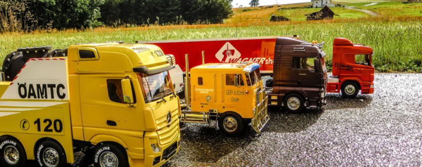 ¿Cuál son los mejores camiones teledirigidos?