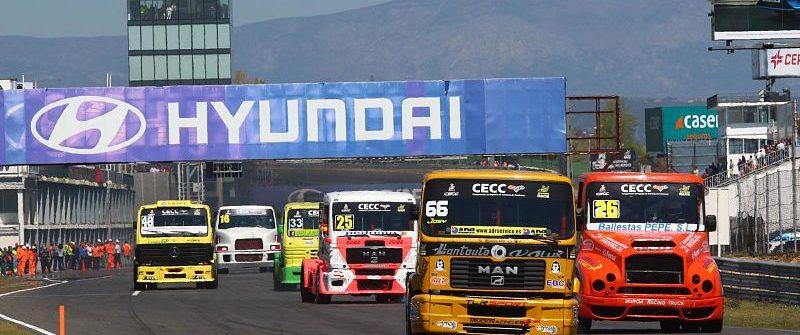 Gran Premio de Camiones de Jarama en octubre