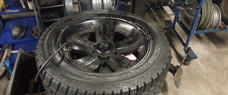 Cada cuanto se cambian las ruedas de un camión