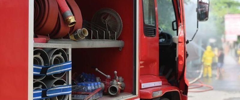 ¿Qué tipos de camiones de bomberos hay?