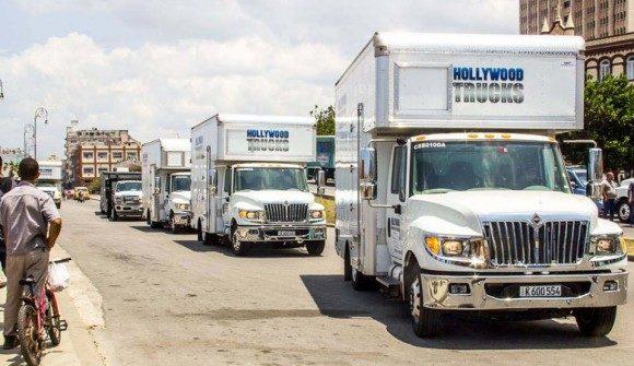 De camioneros a estrellas de Hollywood