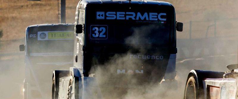 Los accidentes de camiones más impactantes del Jarama