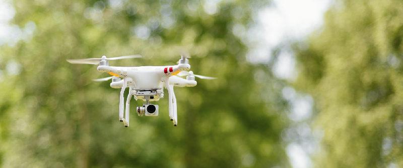 ¿En qué carreteras están los drones como cámaras de tráfico?