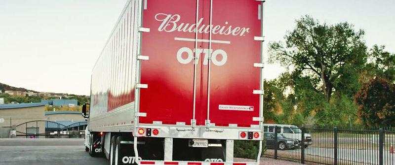 Un camión de cerveza muy especial
