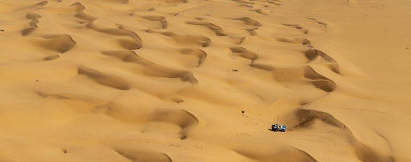 El camión eléctrico que arrasó en el Dakar 2020